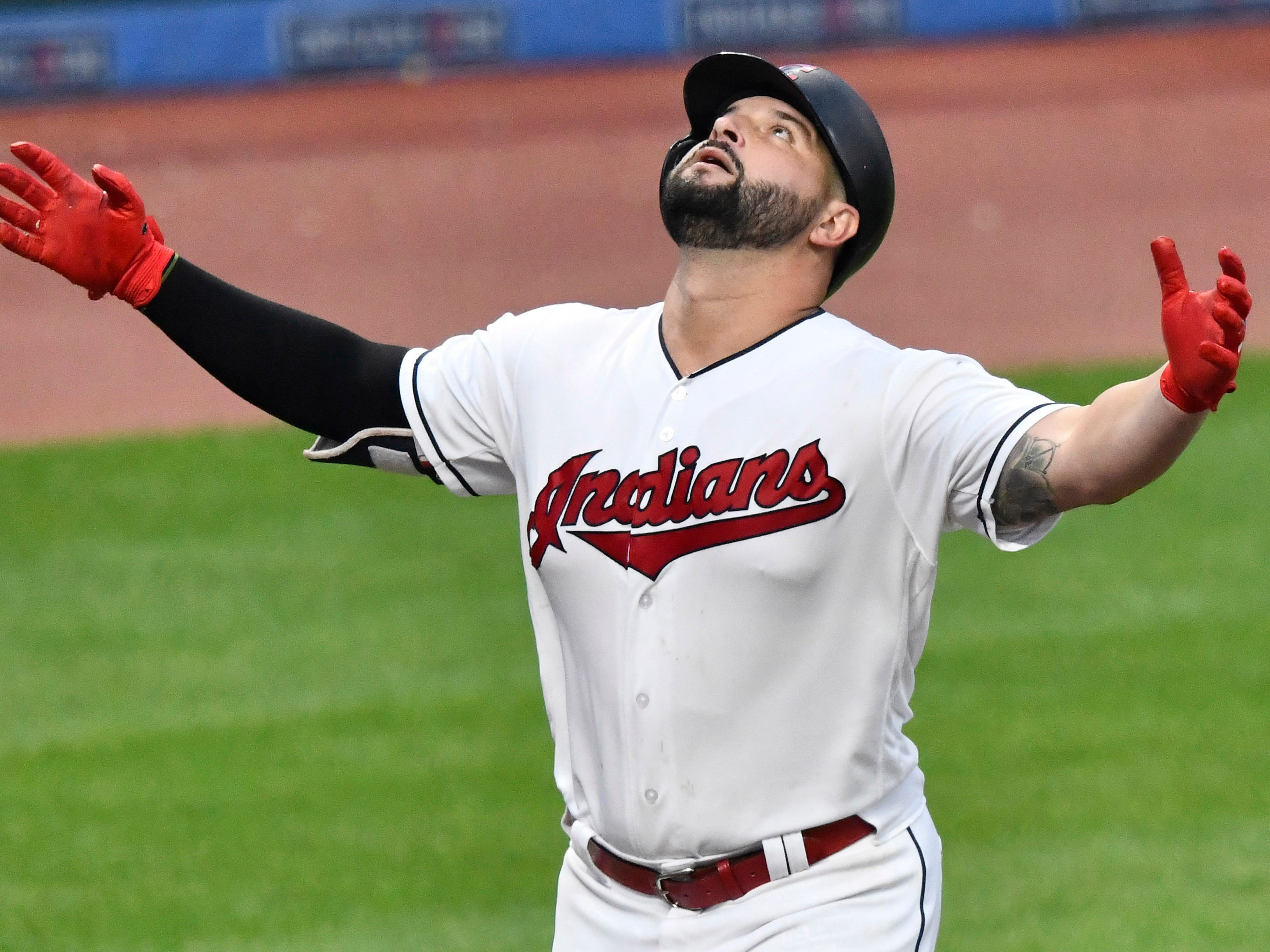 Dec. 15: The Indians traded 1B Yonder Alonso to the White Sox for minor league OF Alex Call.