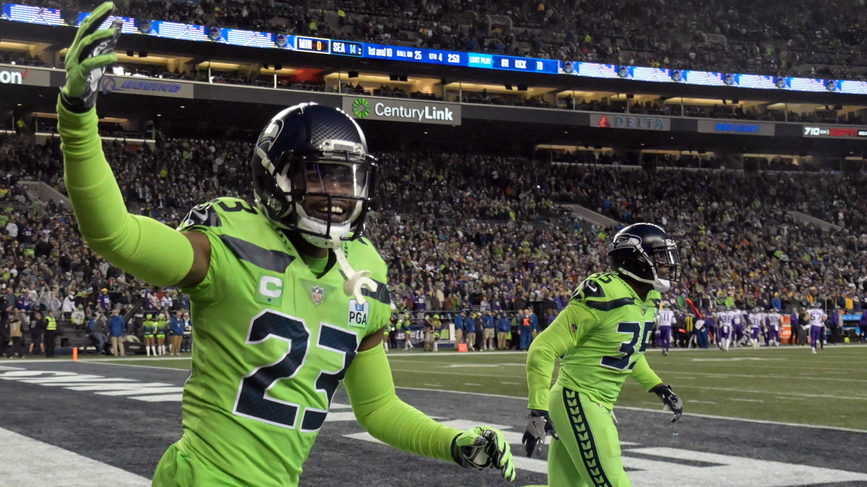033e087ae65 NFL: Seattle Seahawks making playoff run without the Legion of Boom
