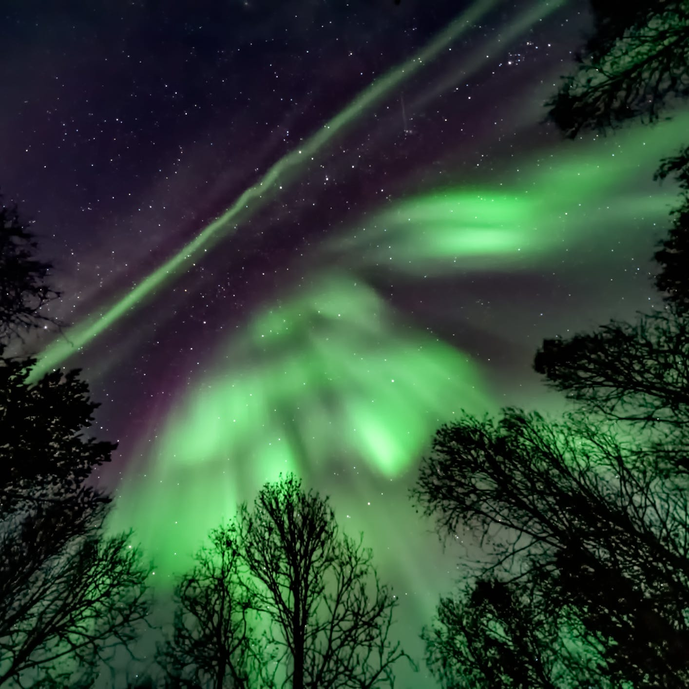 Wisconsin could be in for a northern lights show this week