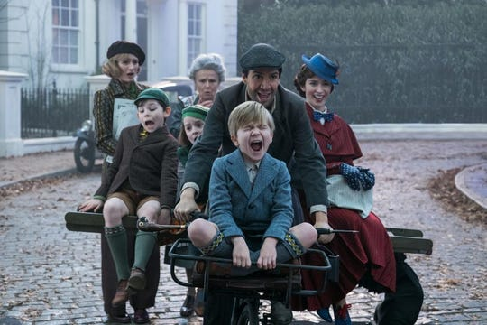 """Lin-Manuel Miranda mastered a complicated form of London public transport in """"Mary Poppins Returns."""""""