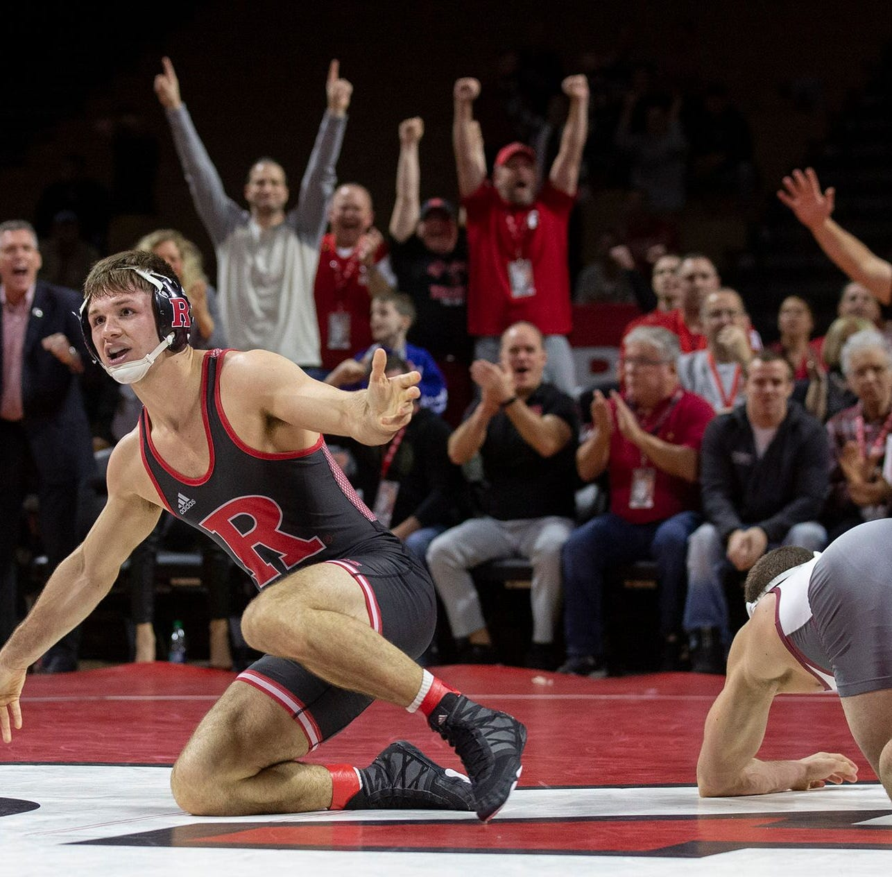 College wrestling: Rutgers grinds out win over Rider in renewal of rivalry