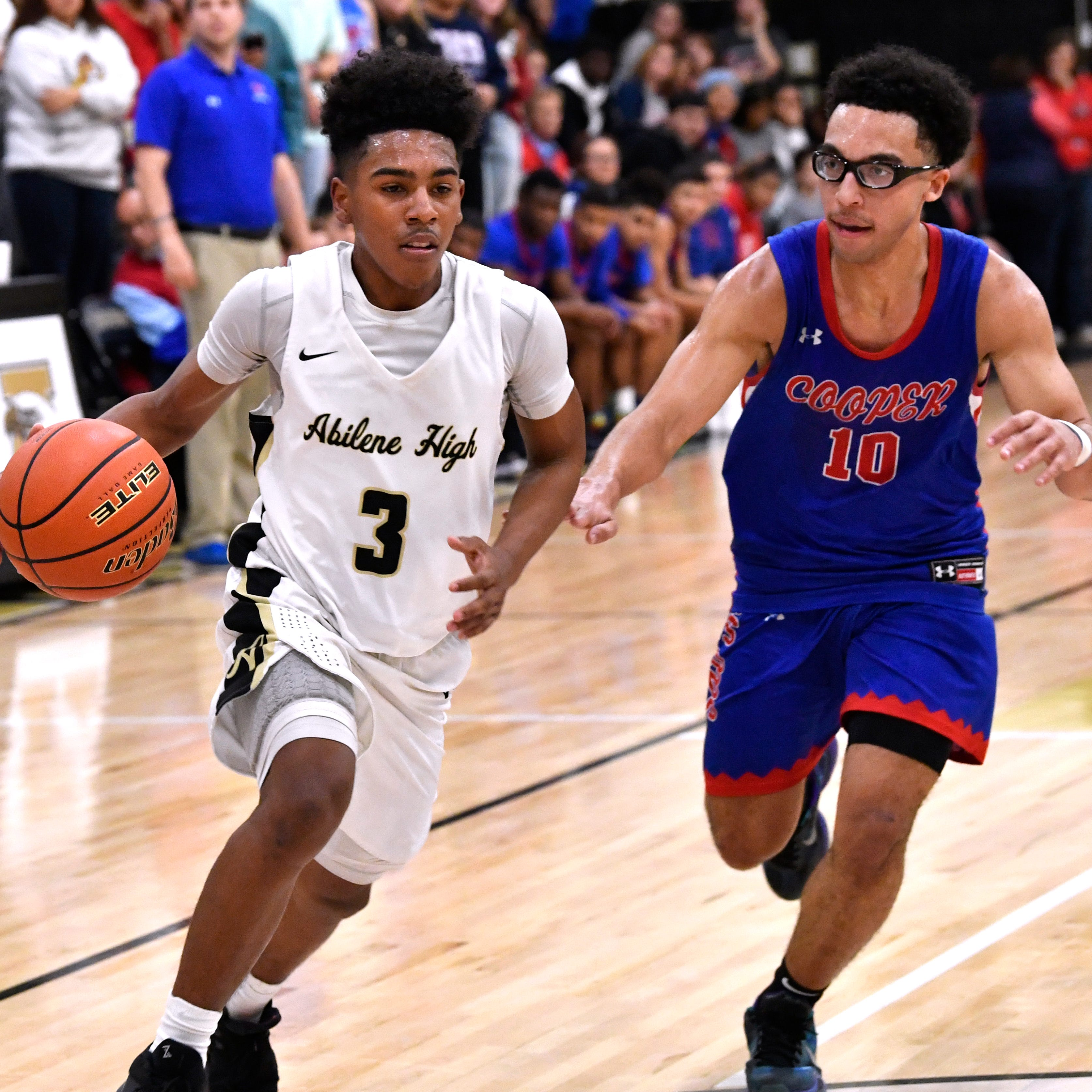 Local Player of the Week: Abilene High's Jalen McGee