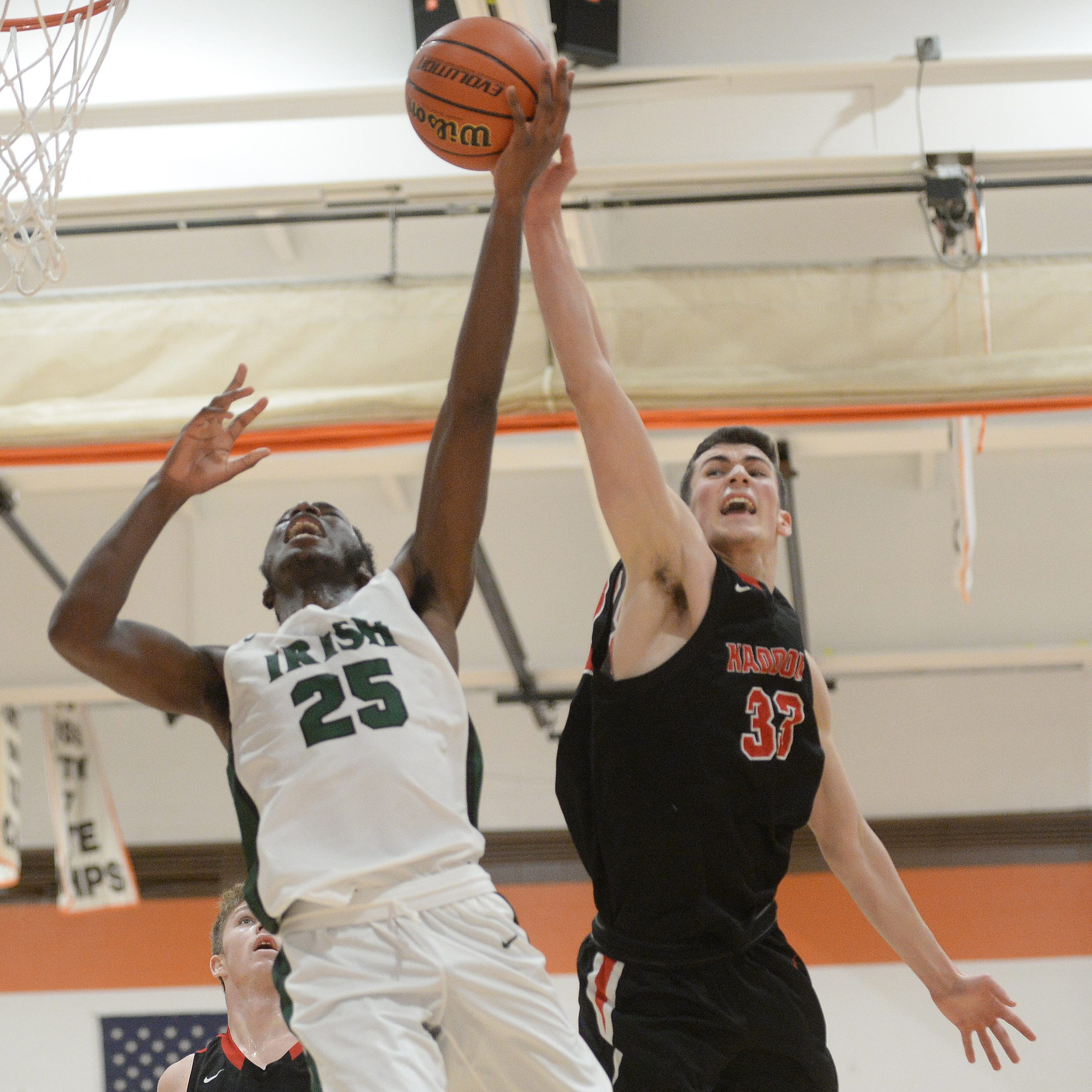 South Jersey basketball: Defense lifts No. 1 Haddonfield past No. 3 Camden Catholic