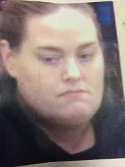 Police say this woman stole a purse at ShopRite in Berlin Township on Sunday.
