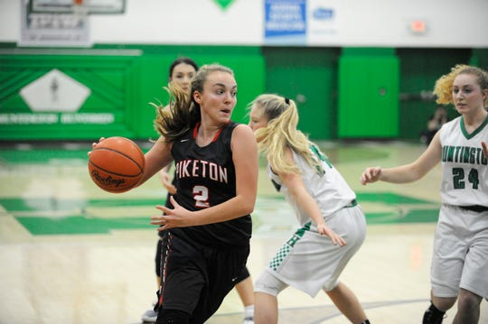 Piketon fell to South Webster 44-38 in the D-III Sectional Semifinal on Monday.