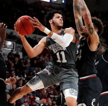 Bulldogs beat Bearcats in biggest game of Mississippi State's early season