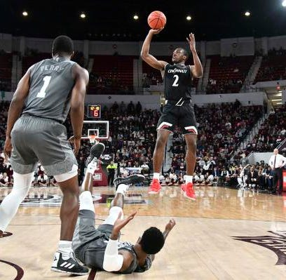 Takeaways from UC's 70-59 loss at Mississippi State