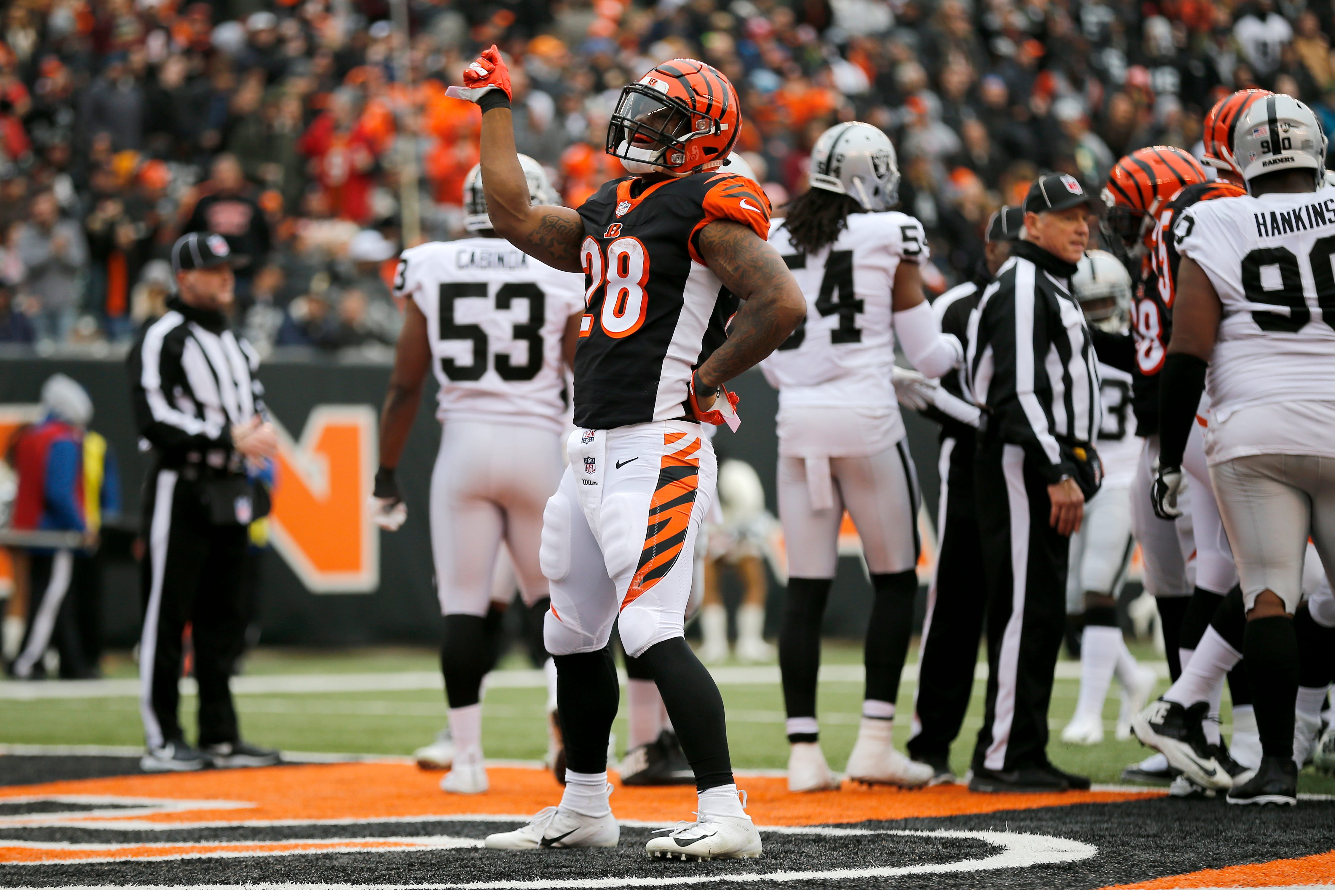 Analysis: Bengals win not pretty, but a different feeling is welcome