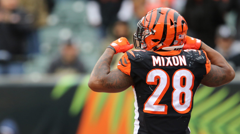 hot sale online aa493 73237 Cincinnati Bengals: Should Joe Mixon be an AFC Pro Bowl starter?