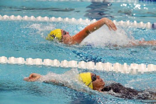 GMC swim event