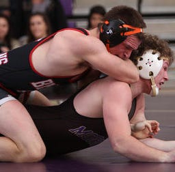 'Presence' of beloved former wrestler who passed felt in dramatic Bishop Ahr win