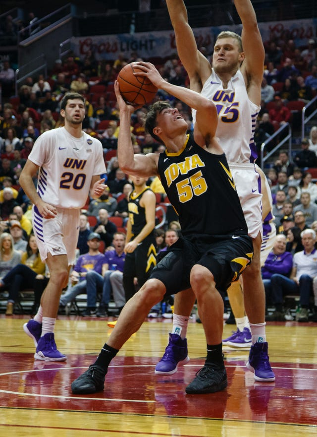 Iowa basketball: Tyler Cook, Luka Garza and Jordan Bohannon lead