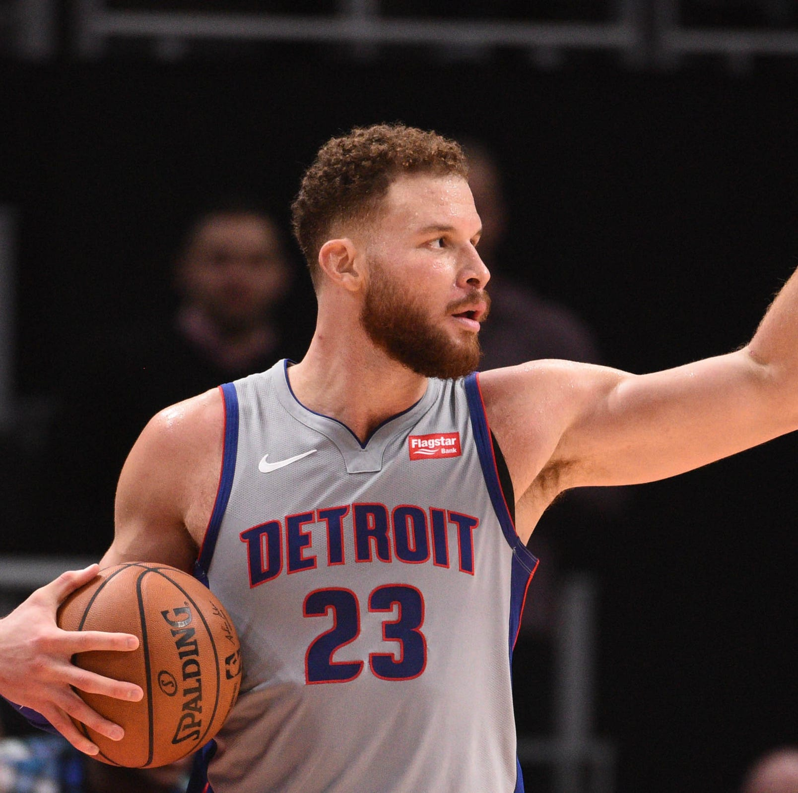 Pistons finally put 'weapons' around Griffin, Drummond, end skid