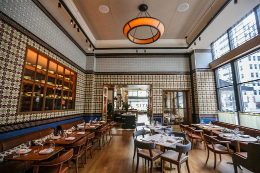 San Morello Opens At Detroits Shinola Hotel On Tuesday