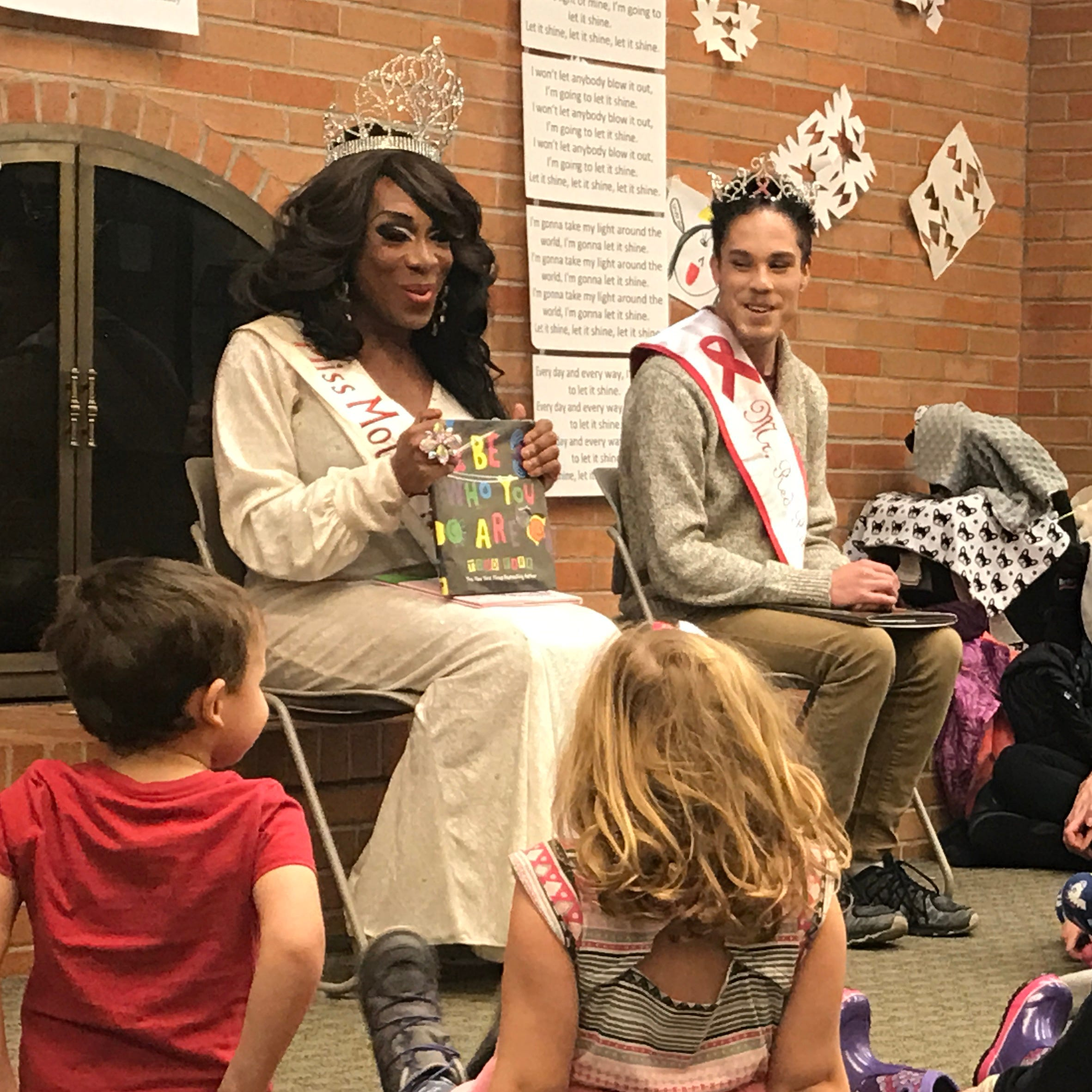 Critics want Huntington Woods Library to end Drag Queen Story Time