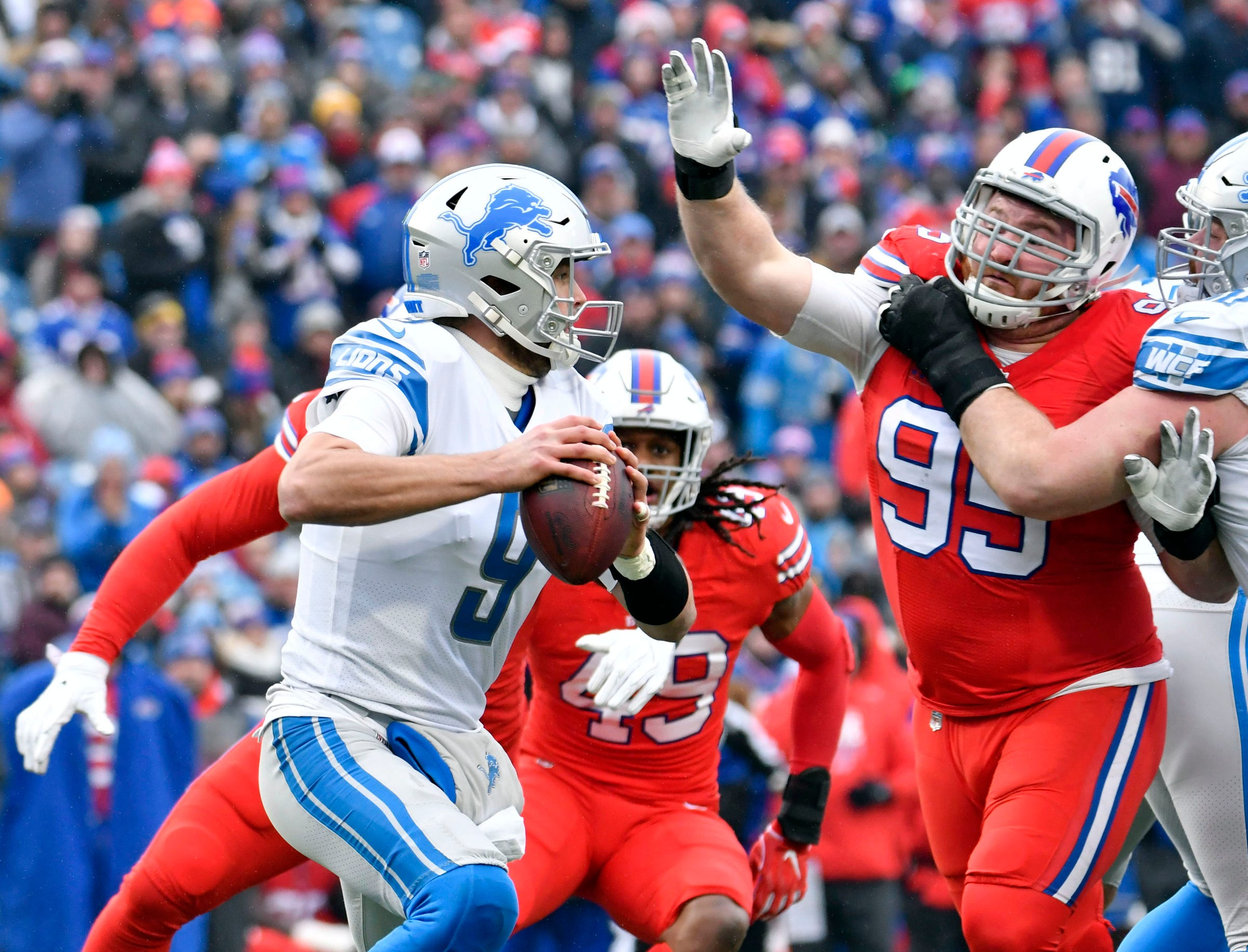 It's official. Toss this Detroit Lions season away after loss to Bills