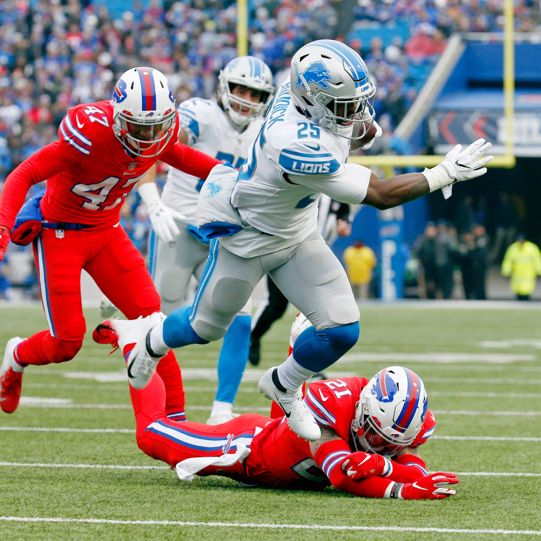 Detroit Lions lose to Buffalo Bills, 14-13: Blog recap