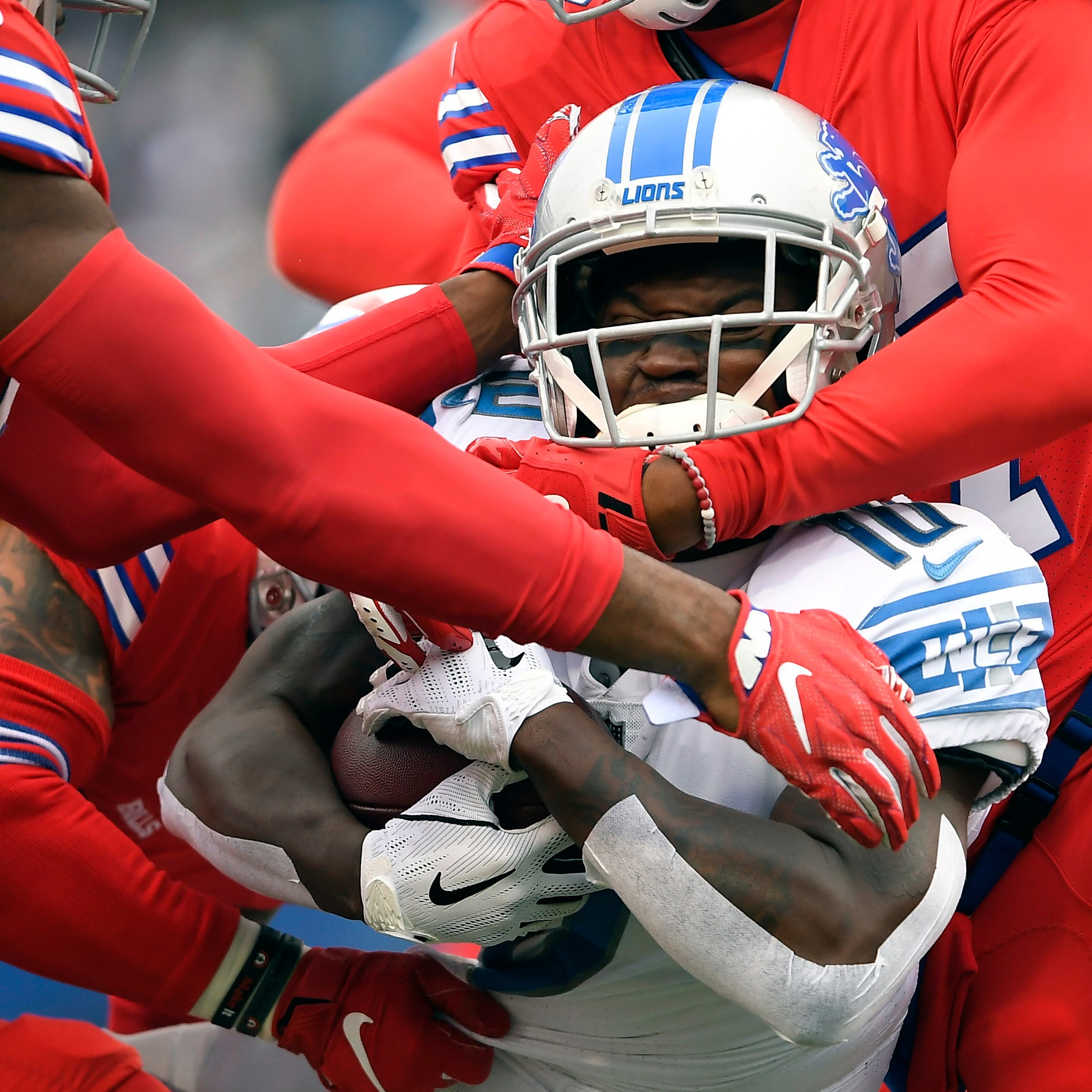 Detroit Lions: Grade their performance vs. Buffalo Bills