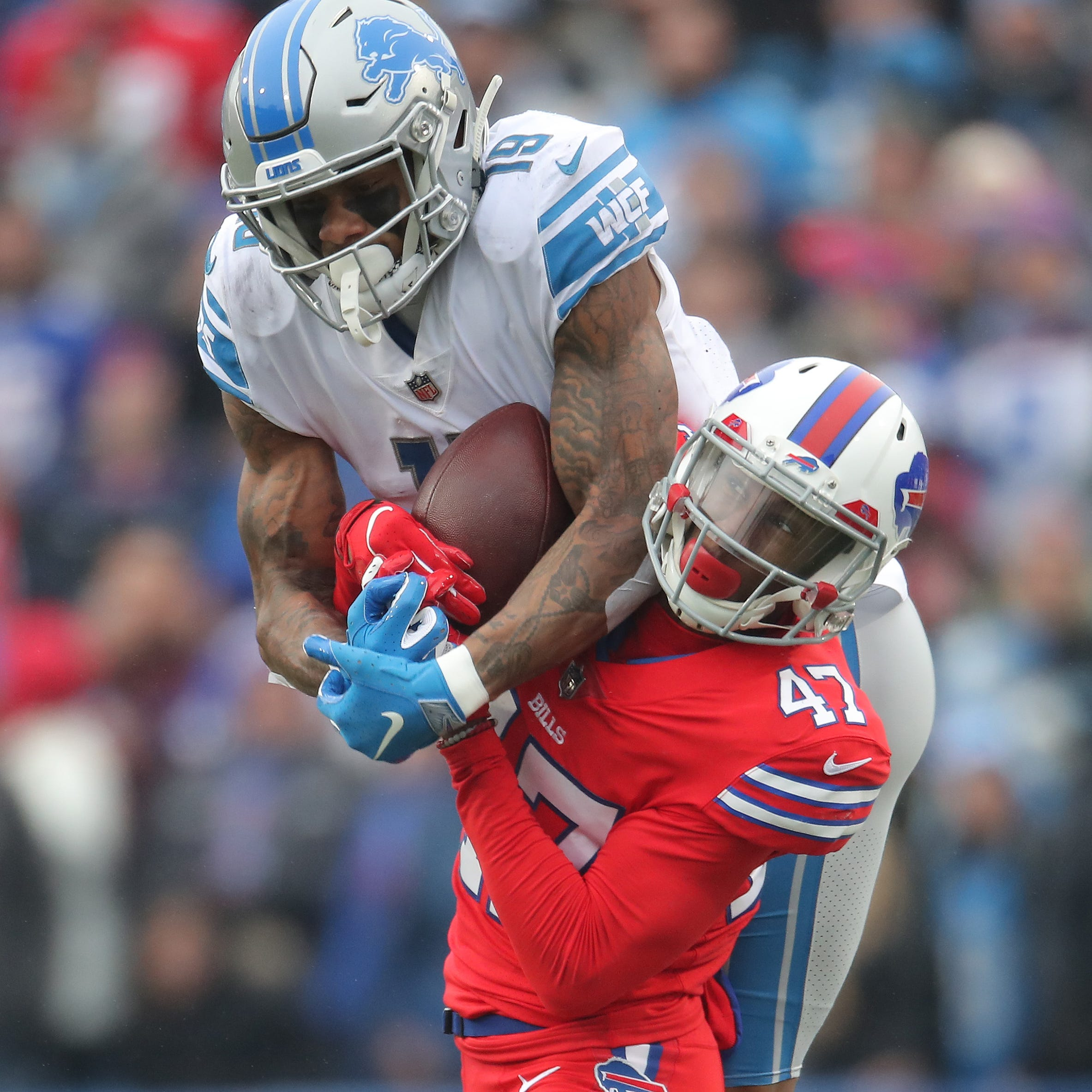 Detroit Lions stock watch: Kenny Golladay has career-best game