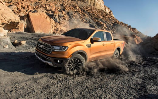 2019 Ford Ranger Drive Shows It S Fit For City And Off Road