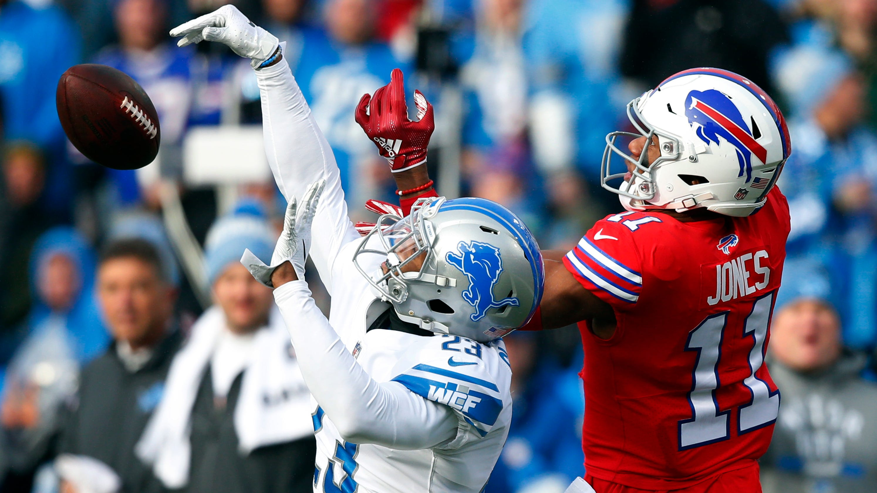 the best attitude 4d16a e536e Detroit Lions' Darius Slay selected for 2nd straight Pro Bowl
