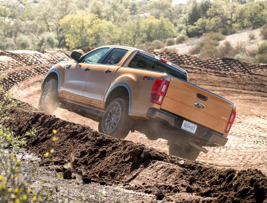 2019 Ford Ranger Lariat FX4 SuperCrew