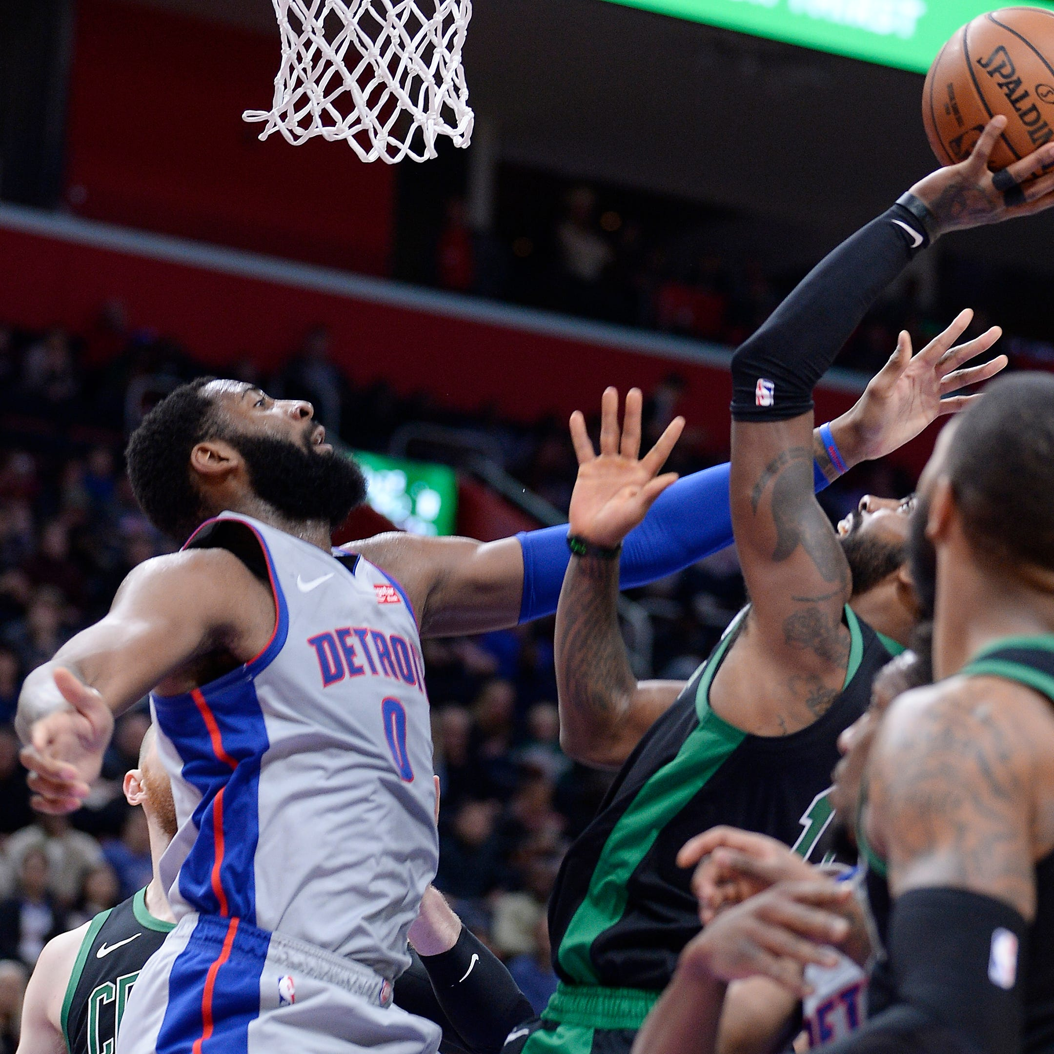 Pistons top Celtics, end 6-game skid