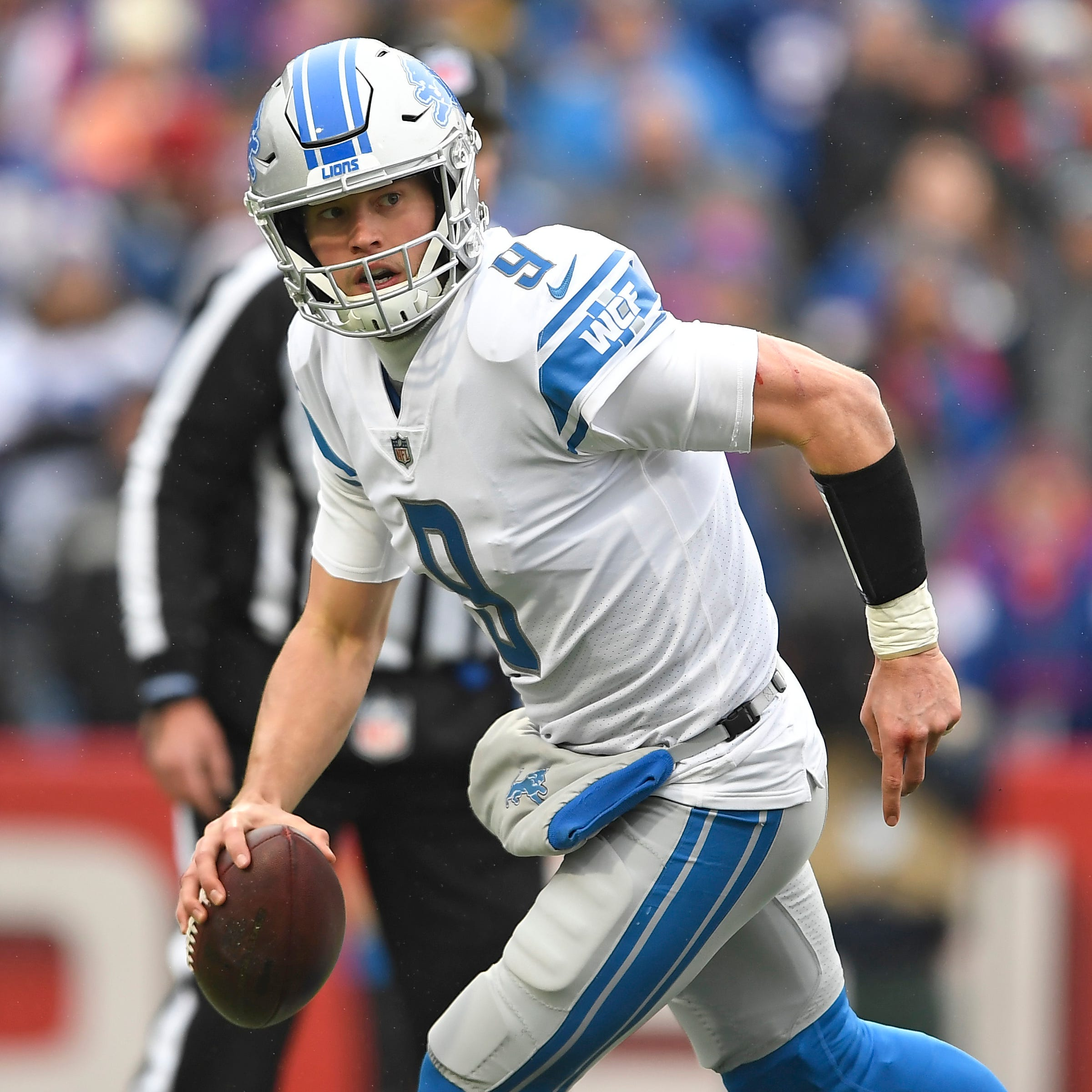 Lions quick reads: Conservative calls handcuff Stafford