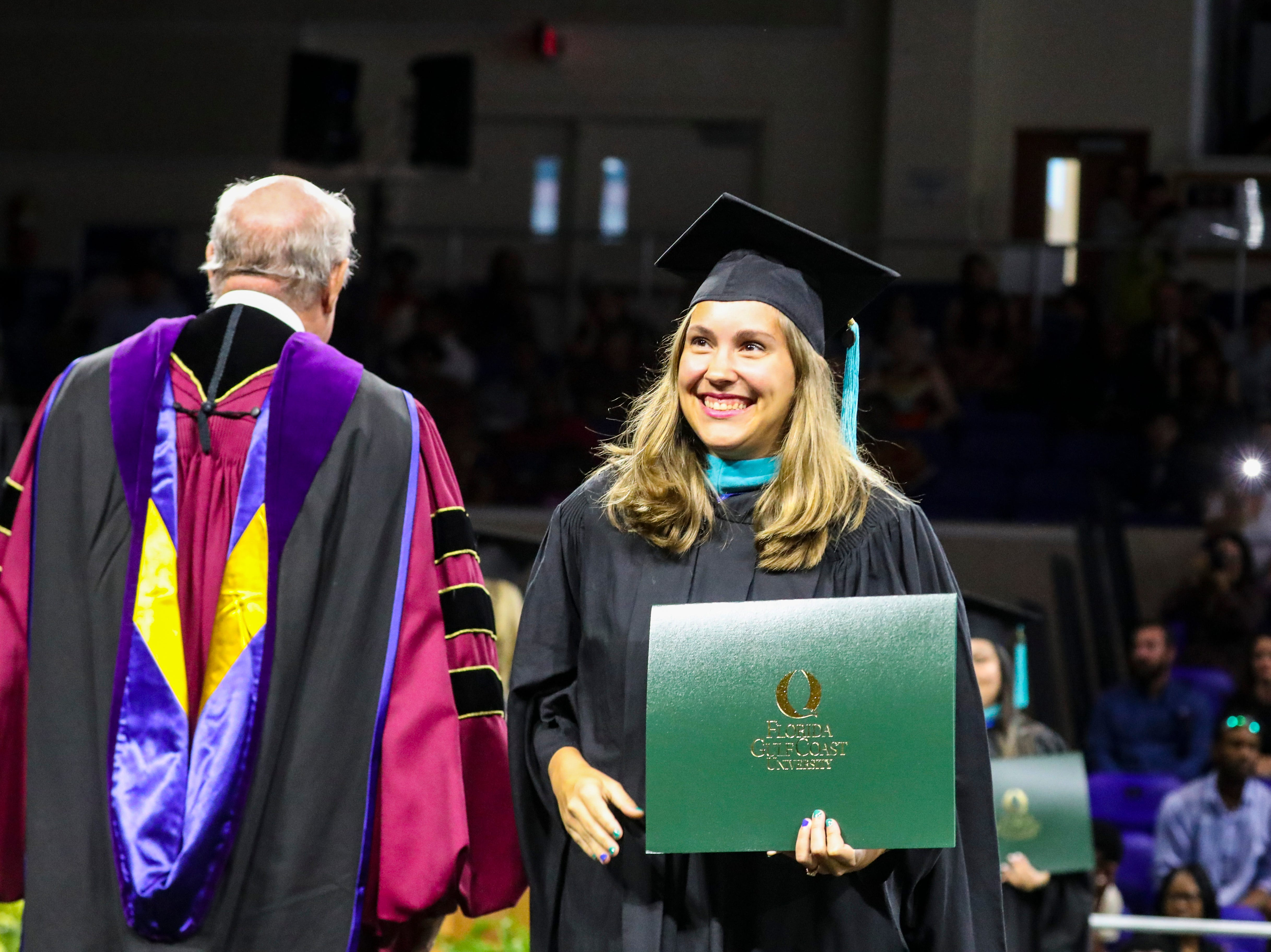 FGCU celebrates their winter graduates.