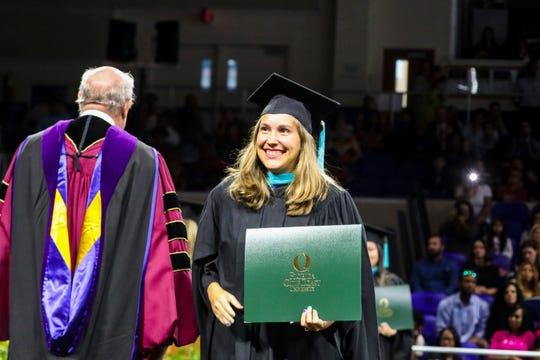 FGCU celebrates their winter graduates.