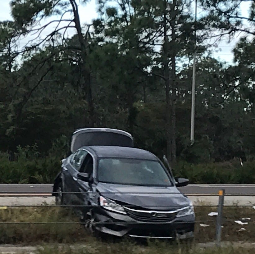 Lee County Sheriff's Office: One person shot in vehicle on I-75 near Alico Rd. Sunday, witnesses needed