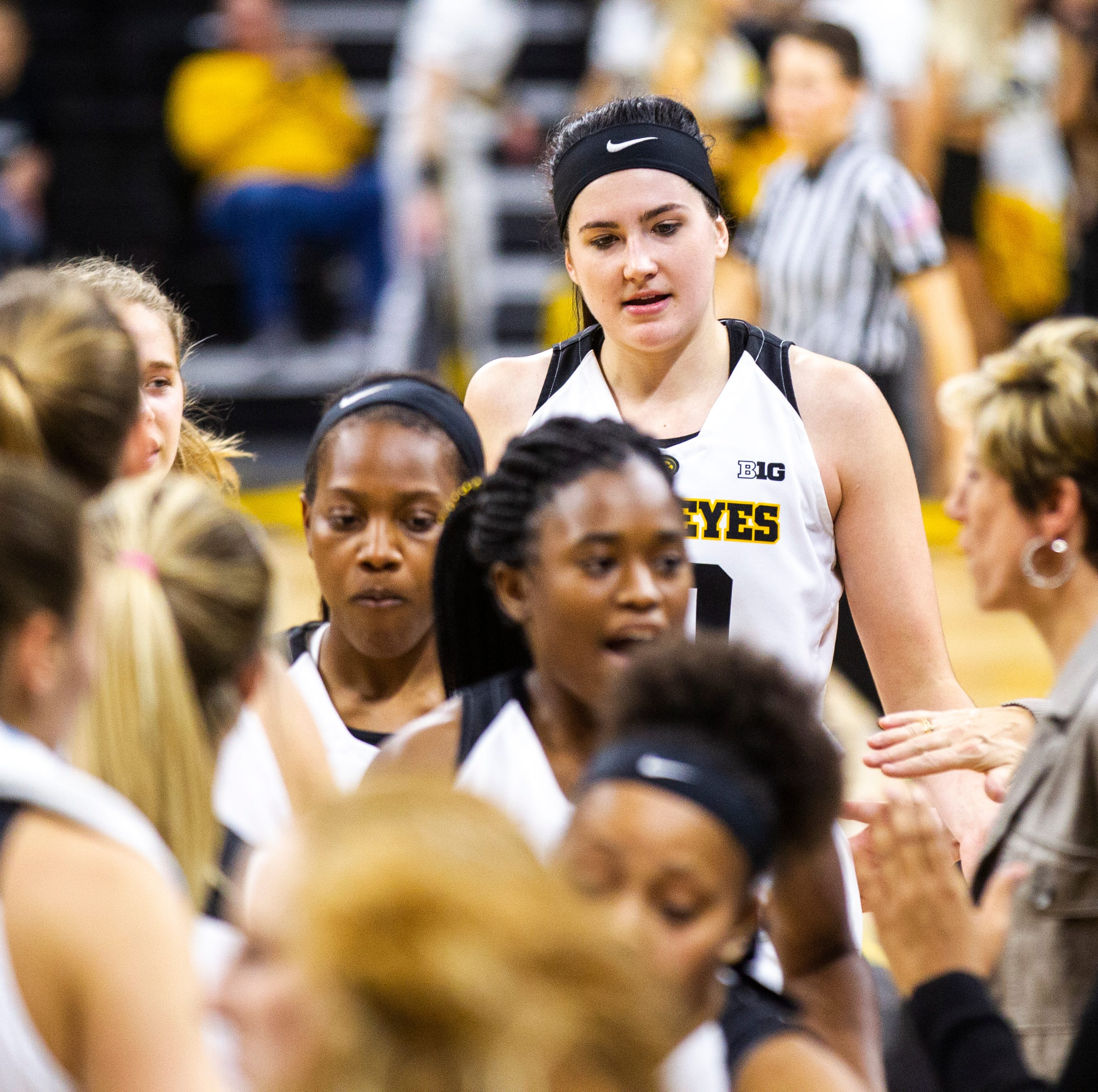 Iowa women's basketball: No. 18 Hawkeyes look to keep momentum, home success flowing