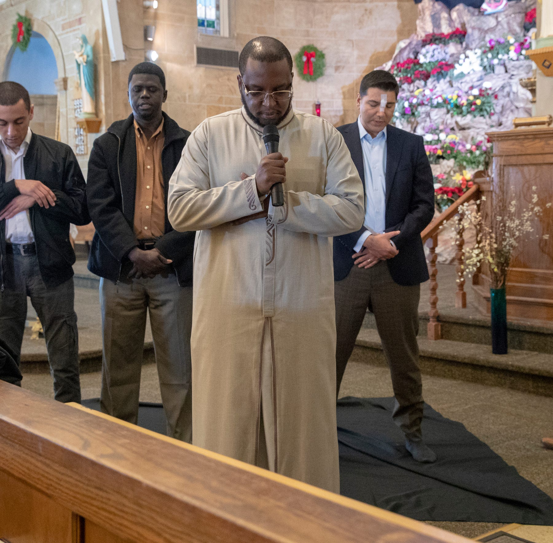 Muslim-Christian service at Indianapolis church 'doesn't happen anywhere else'