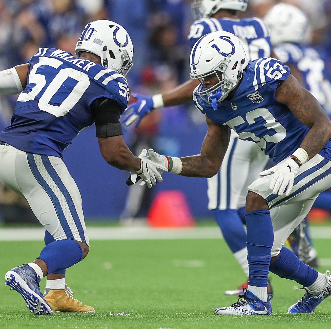10 ways the Colts 'unreal' defense corralled Zeke and the Cowboys