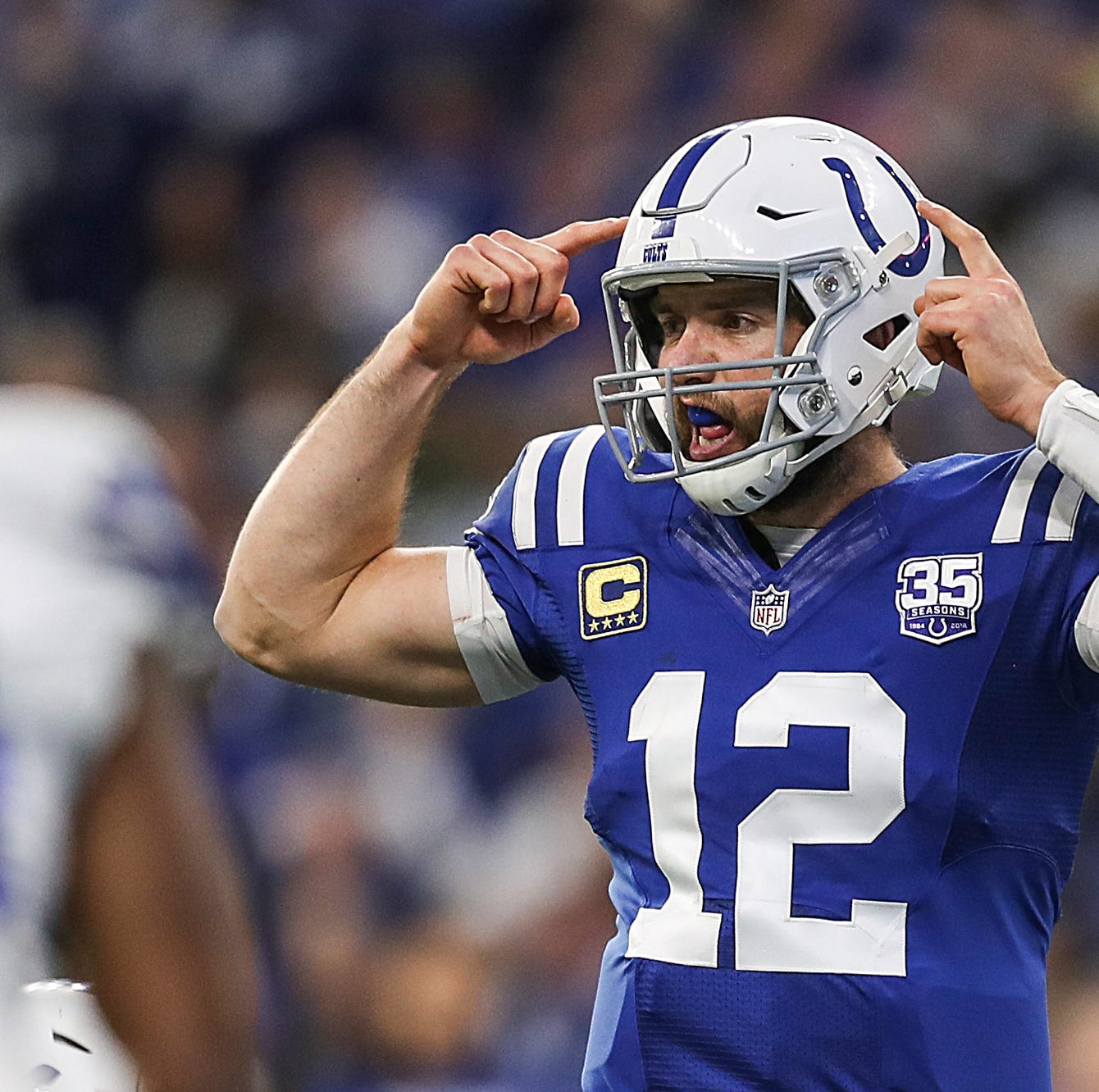 There's a 72.5 percent chance the Colts are playing to make the playoffs vs. Titans