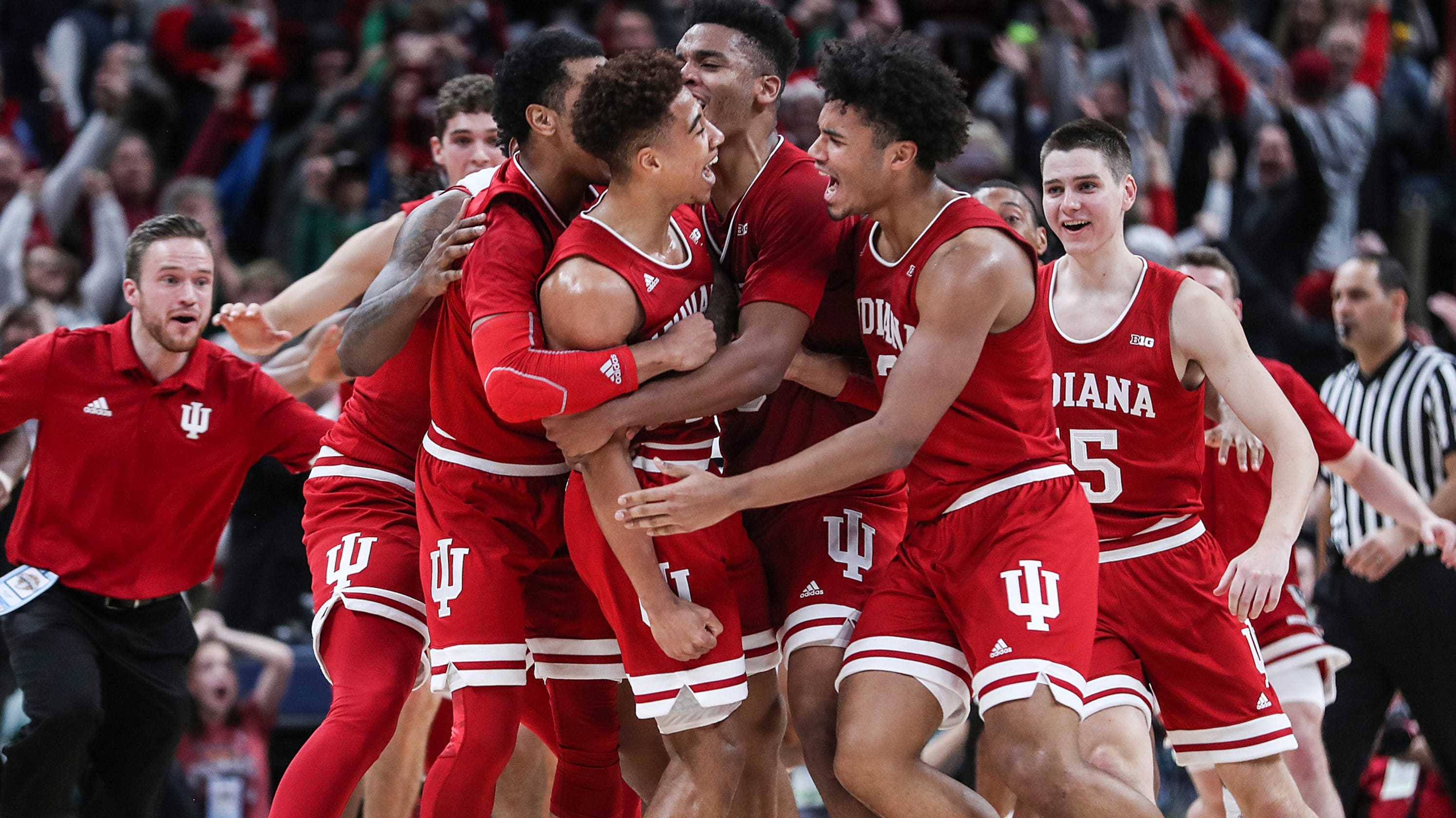 this is the iu men's basketball schedule for 2018-19