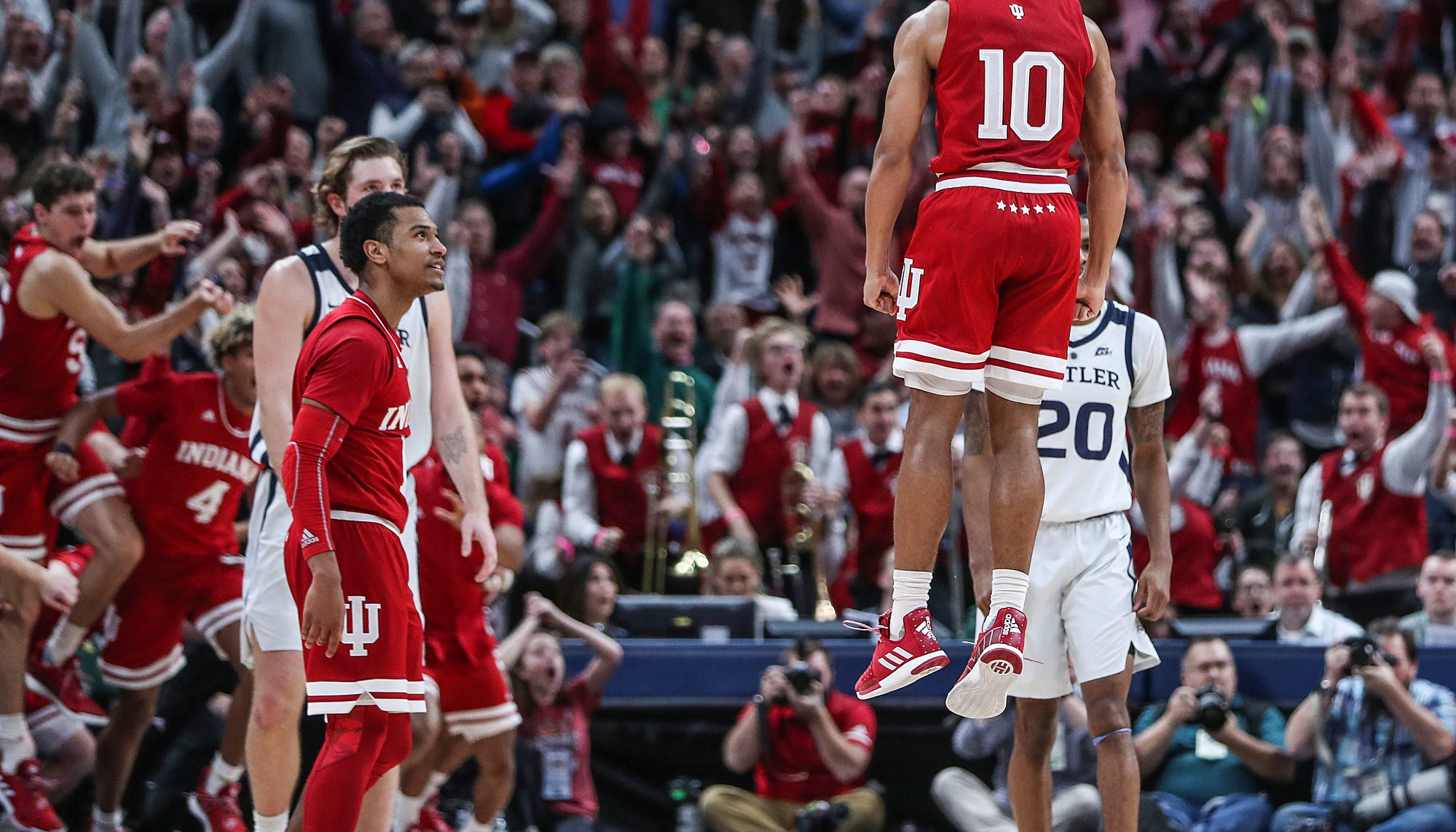 iu basketball beats butler thanks to rob phinisee twitter