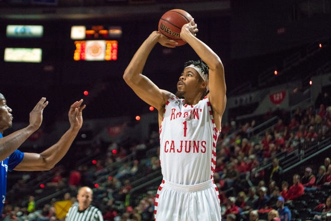 UL's Malik Marquetti continues his hot start to the season with 19 points in the Cajuns' 73-72 road win over Southeastern on Saturday in Hammond.