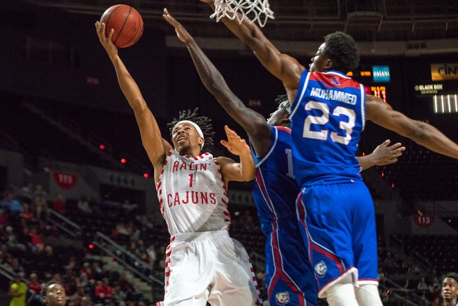 UL's Malik Marquetti has been the Cajuns' hottest performer as the team approaches the start of Sun Belt Conference play.