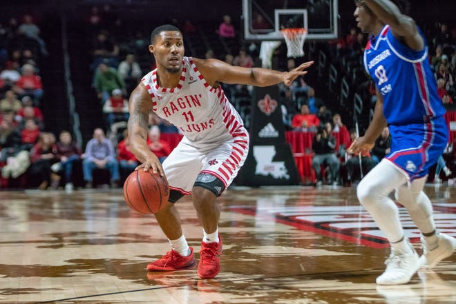 UL junior Jerekius Davis is one of several Cajuns that figure to carry a larger load after the season-ending knee injury to Malik Marquetti.