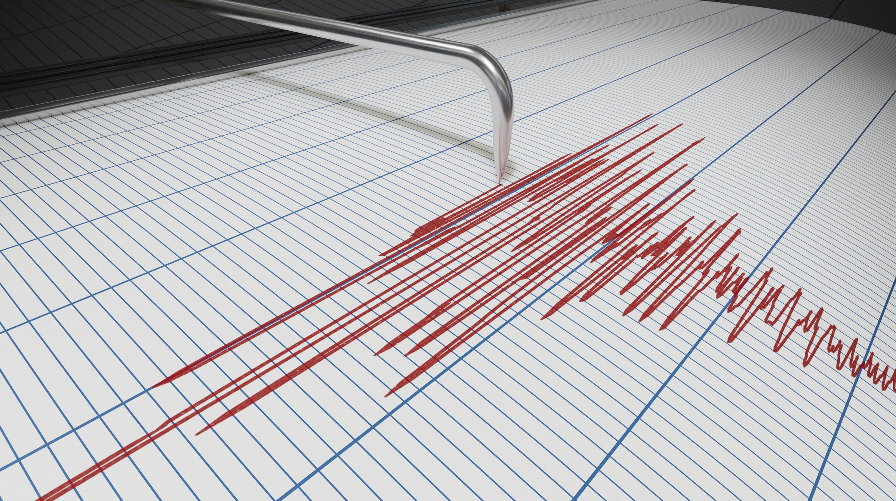 Earthquake, rumble or something else? Seismologist says