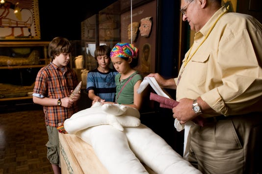 Mpm Teens Mummy Wrap Docent