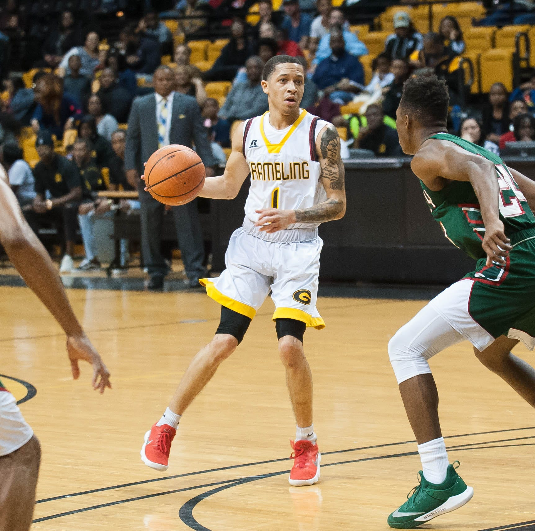 Grambling State holds off  Portland for road victory