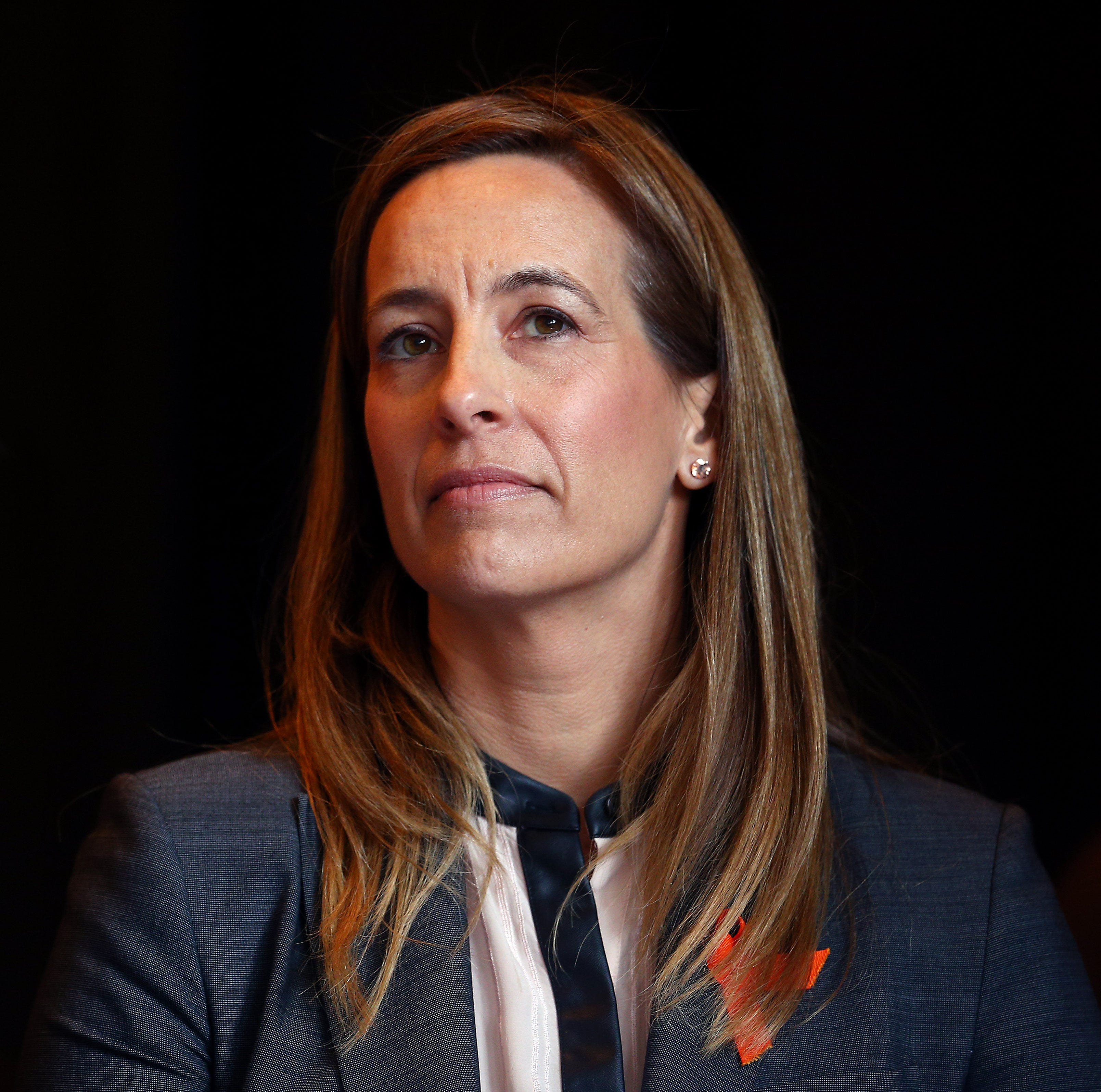 Mikie Sherrill takes oath, declines Congress paycheck during government shutdown