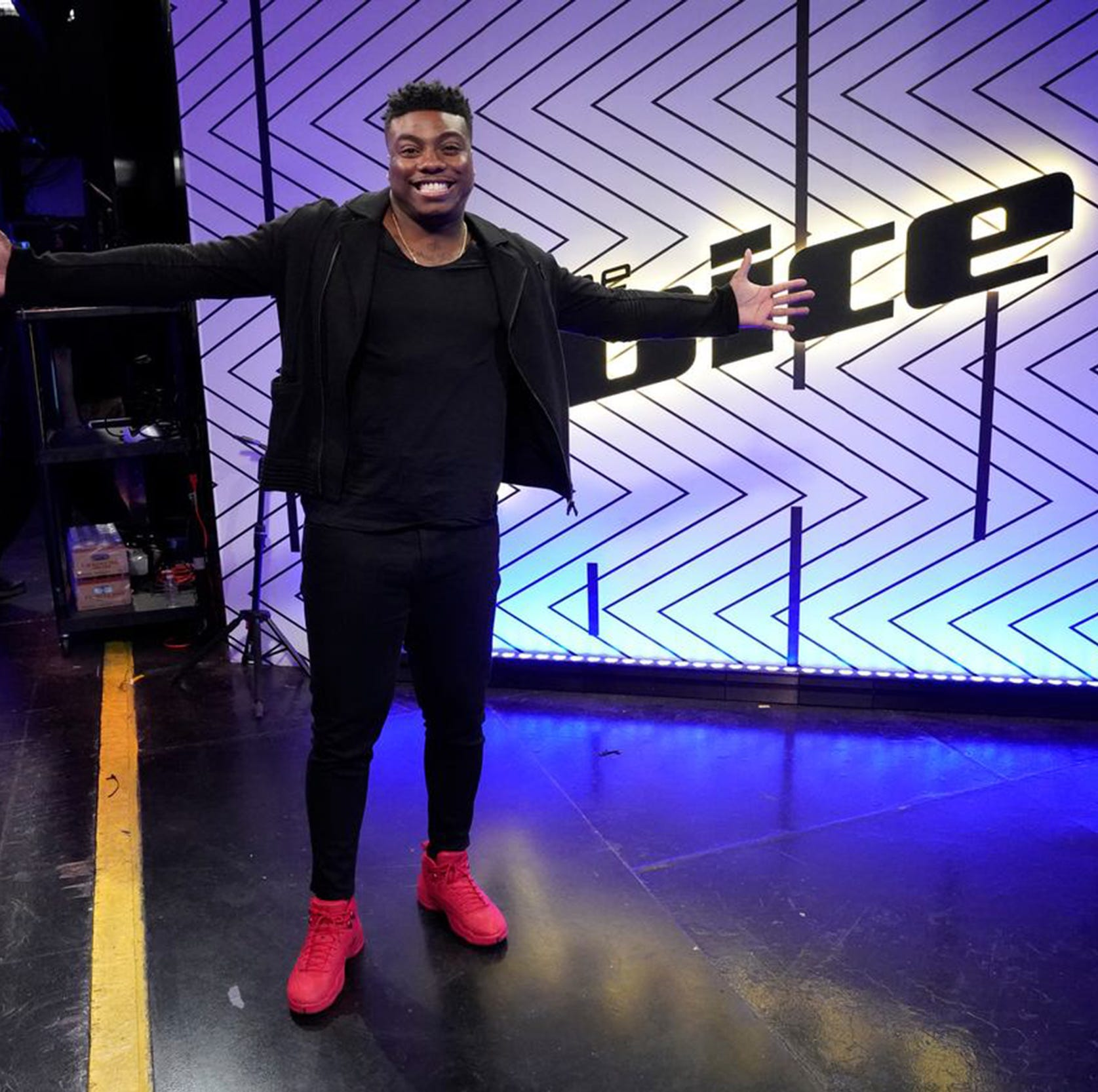 The Voice finals: It's time for Montgomery's Kirk Jay to truly shine Monday