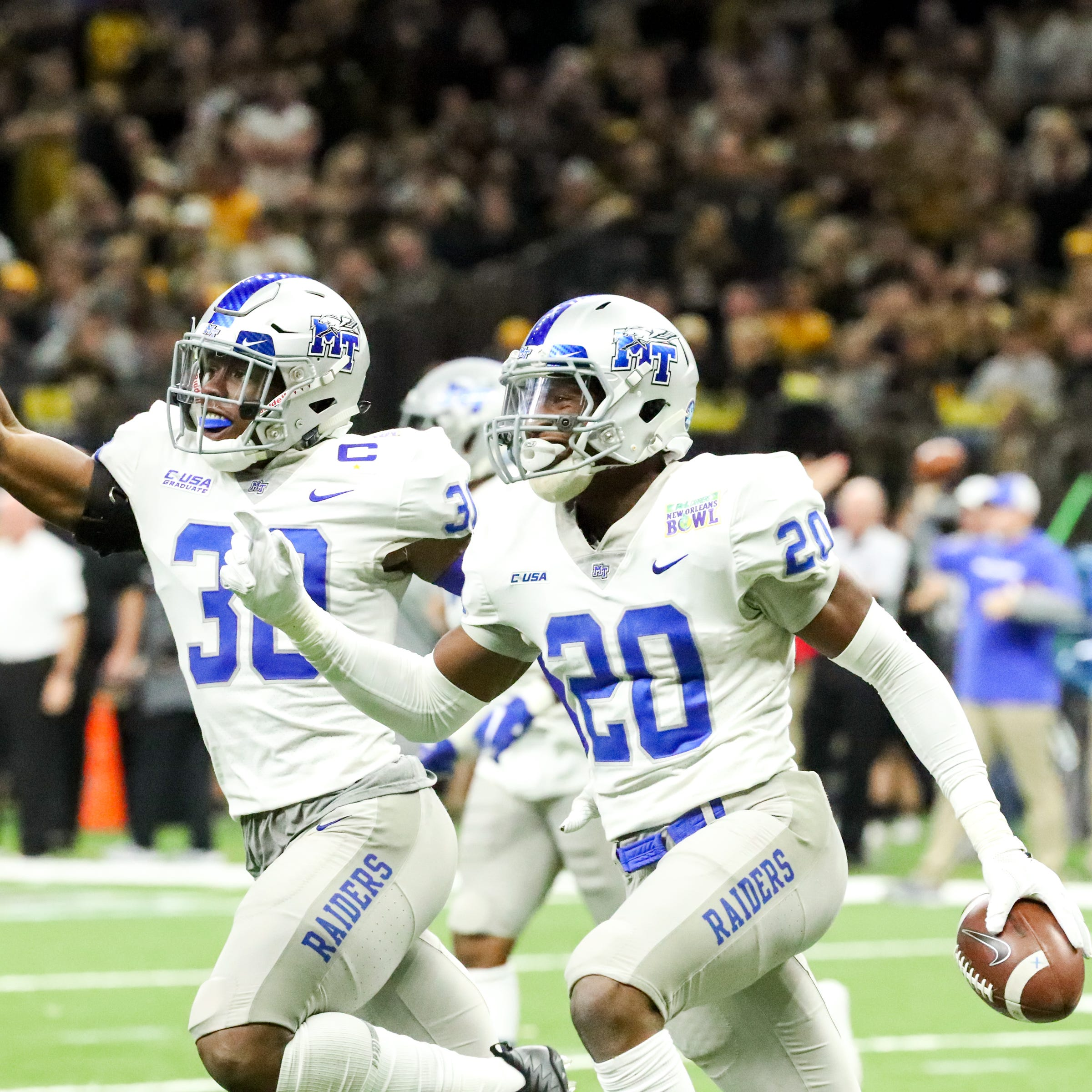 10 players to watch as MTSU football begins spring practice
