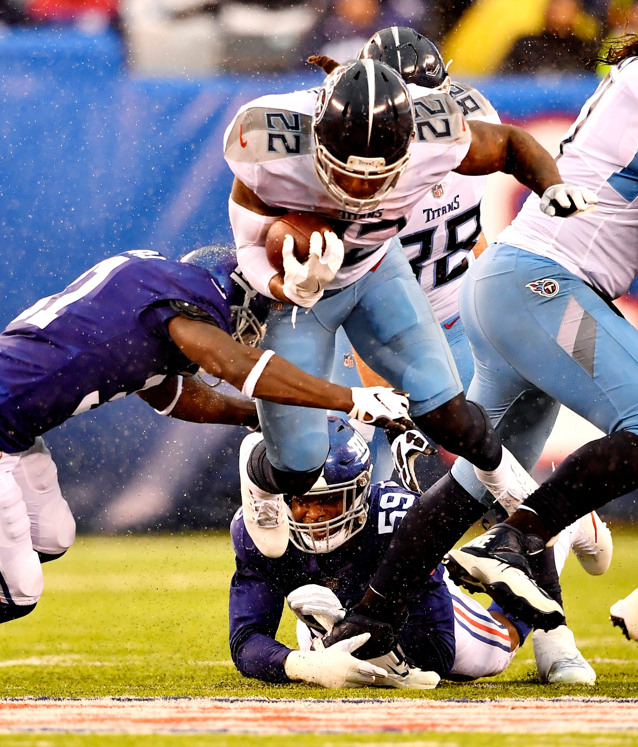Titans 17, Giants 0: Five things to know as Tennessee keeps playoff hopes alive