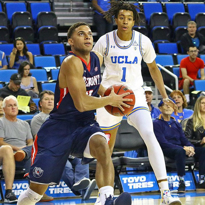 Belmont upsets UCLA with late run