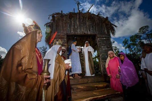 Lede Ndn 1217 Live Nativity