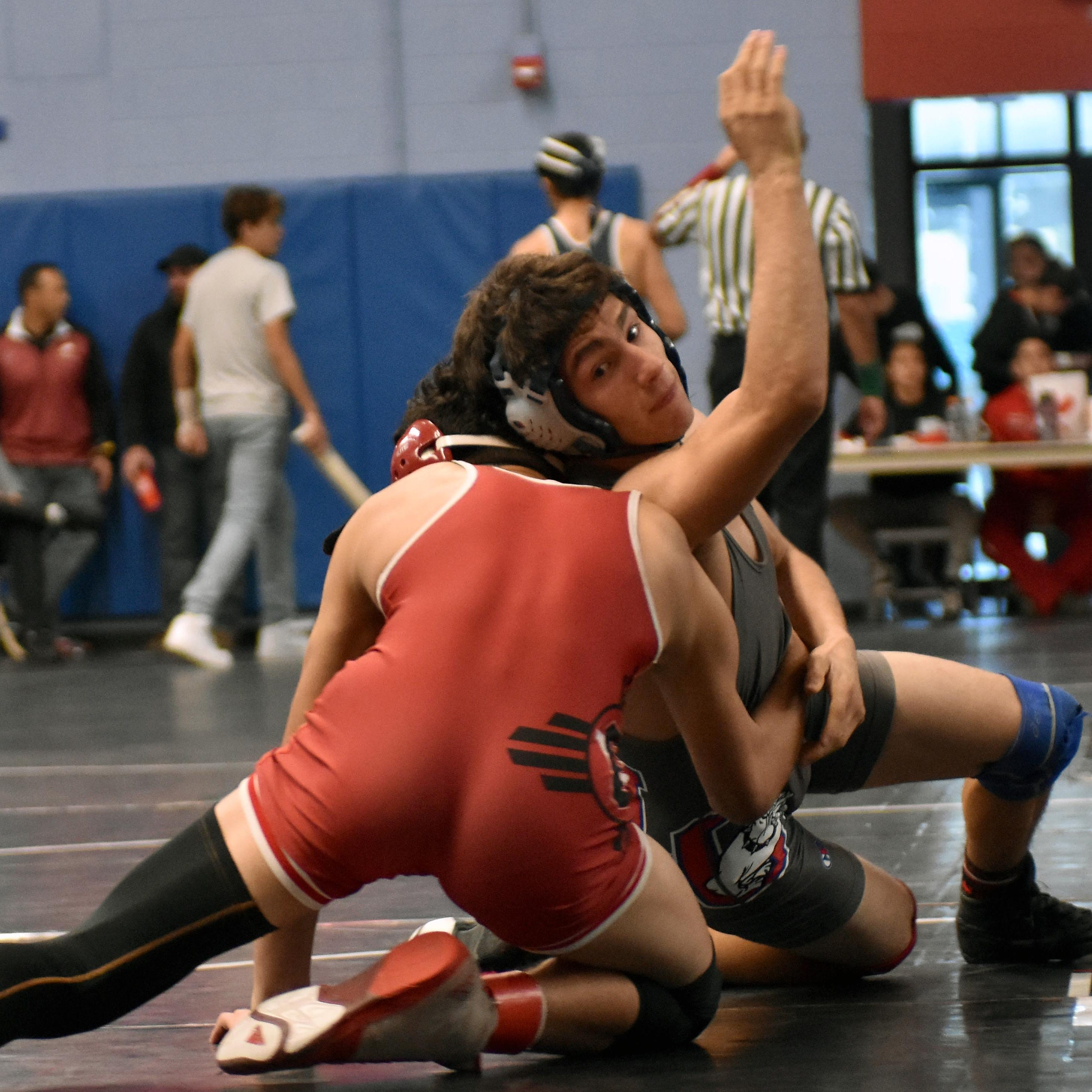 District 3-5A contenders head to state wrestling championships
